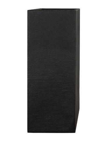kunststoff pflanzk bel s ule tower anthrazit 80x30x30cm. Black Bedroom Furniture Sets. Home Design Ideas