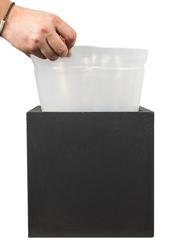 Pflanzkübel Soft-Einsatz für Cube 45x55x55cm