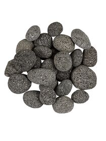 Magma Lava Rocks 20-40 mm anthrazit (Beutel 5 kg)