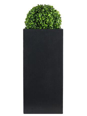 dekopflanze pflanzkugel buchsbaumkugel 36cm. Black Bedroom Furniture Sets. Home Design Ideas