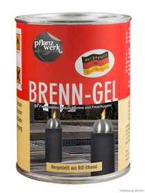 Feuerkugel Brenngel 500ml - VE6
