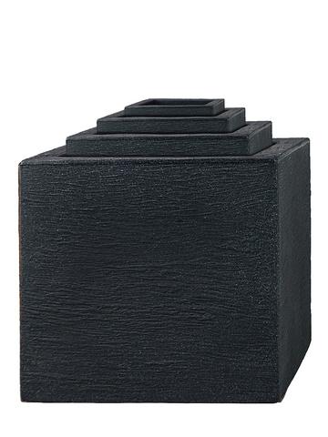 Kunststoff Pflanzkübel Cube 4er Set günstig kaufen