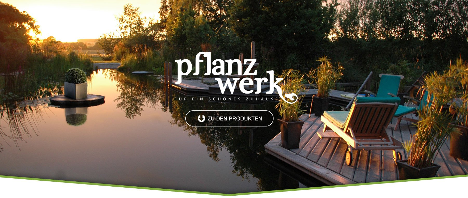 PFLANZWERK® - Premium Pflanzkübel direkt vom Hersteller