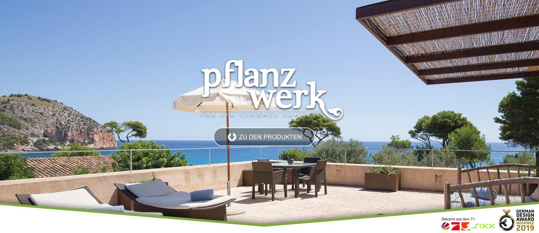 PFLANZWERK®   Premium Pflanzkübel Direkt Vom Hersteller