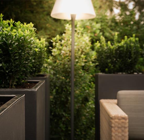 Moderne Raumteiler für Ihre Gartengestaltung
